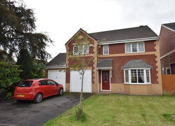 Thumbnail 4 bed detached house for sale in Hawthorne Place, Clitheroe, Lancashire