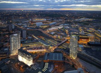 Thumbnail 1 bed flat for sale in Stratford Central, Station Street, London