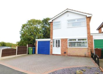 Thumbnail 3 bedroom detached house for sale in Beton Way, Parkside, Stafford.