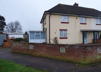 Thumbnail 3 bed semi-detached house for sale in Kempston, Beds