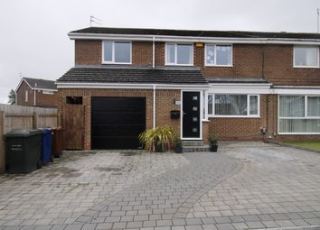 Somerton Court, Newcastle Upon Tyne NE3. 4 bed semi-detached house for sale