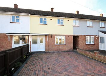 Thumbnail 3 bed terraced house for sale in Hawkins Road, Cambridge