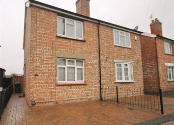 Thumbnail 2 bed semi-detached house to rent in Park Avenue, Egham, Surrey, Surrey