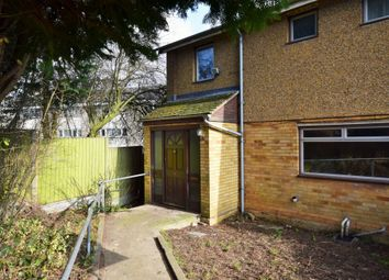 Thumbnail 3 bed end terrace house for sale in The Downs, Hatfield, Hertfordshire