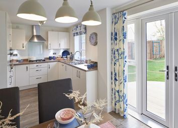"""Thumbnail 4 bedroom detached house for sale in """"Hemsworth"""" at Mays Drive, Westbury"""