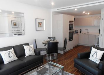 Thumbnail 1 bed flat to rent in Altitude Point, Alie Street, Aldgate
