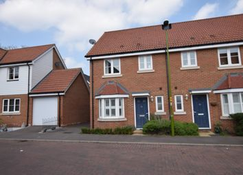 Thumbnail 3 bed property to rent in Aldermere Avenue, Cheshunt, Waltham Cross