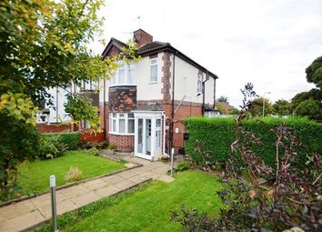Thumbnail 3 bed semi-detached house for sale in Crackley Bank, Newcastle, Newcastle-Under-Lyme