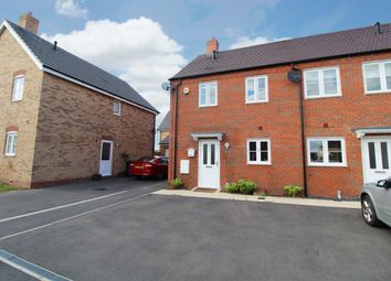 Thumbnail 3 bed semi-detached house for sale in Primrose Fields, Bedford