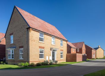 "Thumbnail 4 bedroom detached house for sale in ""Cornell"" at Trowbridge Road, Westbury"