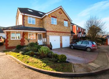 Thumbnail 4 bedroom semi-detached house for sale in Otterton Close, Harpenden
