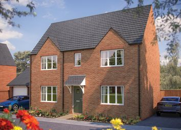 "Thumbnail 3 bedroom detached house for sale in ""The Spelsbury"" at Oxford Road, Bodicote, Banbury"
