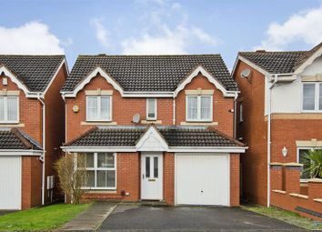 Thumbnail 4 bed detached house for sale in Wood Lane, Pelsall, Walsall