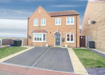 Thumbnail 2 bed semi-detached house for sale in Hatfield Grove, Dinnington, Sheffield