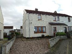 Thumbnail 3 bed semi-detached house for sale in Braal Terrace, Halkirk