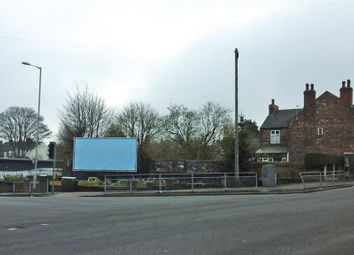 Thumbnail Land for sale in Congleton Rd & Cedar Ave, Talke, Stoke-On-Trent