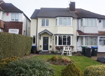 Thumbnail 4 bed semi-detached house for sale in Morjon Drive, Great Barr, Birmingham