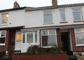 Thumbnail 3 bed terraced house for sale in Silver Road, Norwich
