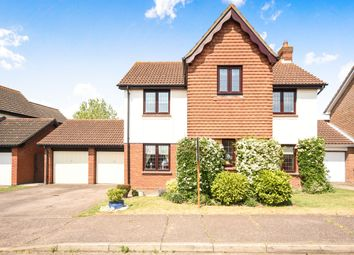 Thumbnail 4 bed detached house for sale in Pollards Green, Springfield, Chelmsford