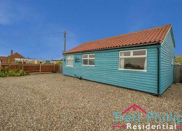 Thumbnail 3 bed detached bungalow for sale in Bush Drive, Bush Estate, Eccles-On-Sea, Norwich
