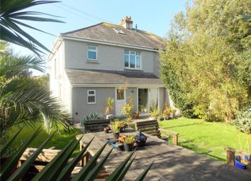 Thumbnail 3 bed semi-detached house for sale in Dracaena Avenue, Falmouth