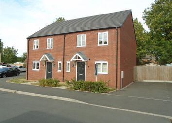 Thumbnail 2 bed semi-detached house for sale in Bestune Way, Shrewsbury