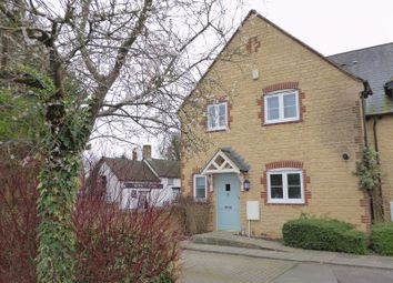 Thumbnail 4 bed end terrace house for sale in The Crossway, Ardley, Bicester