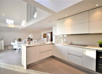 Thumbnail 3 bed flat for sale in Antlia Court, Enfield, Middlesex