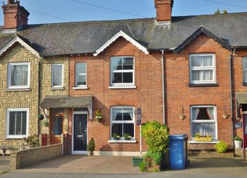 Thumbnail 2 bed terraced house for sale in Vicarage Road, Blackwater, Camberley