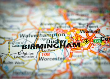 Thumbnail 1 bed flat for sale in Birmingham, Birmingham, West Midlands