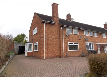 Thumbnail 2 bed terraced house for sale in Clopton Road, Sheldon, Birmingham