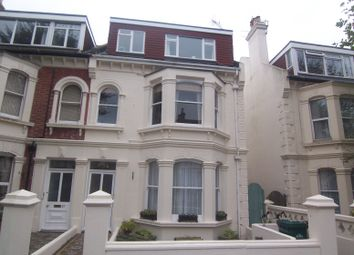 Thumbnail 1 bed flat to rent in Hartington Villas, Hove