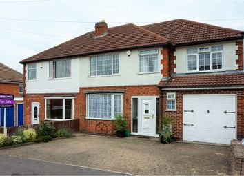 Thumbnail 4 bed semi-detached house for sale in Charnwood Drive, Leicester