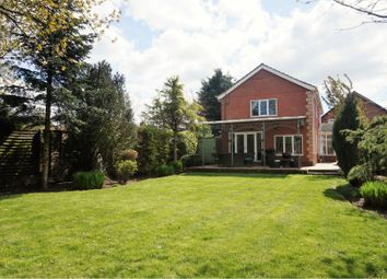 Thumbnail 3 bed detached house for sale in Brindle Road, Preston