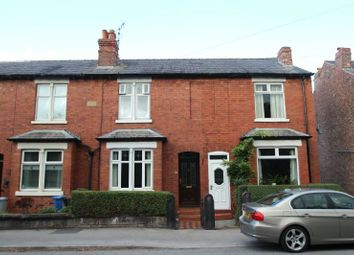 Thumbnail 4 bed terraced house for sale in Oldfield Road, Altrincham