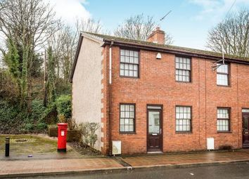 Thumbnail 3 bedroom end terrace house for sale in Chapel Terrace, High Street, Bagillt, Flintshire