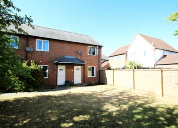 Thumbnail 2 bed terraced house for sale in Dale Close, Stanway, Colchester