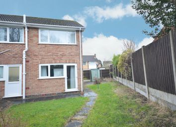 Thumbnail 3 bed end terrace house for sale in Gedney Close, Shirley, Solihull