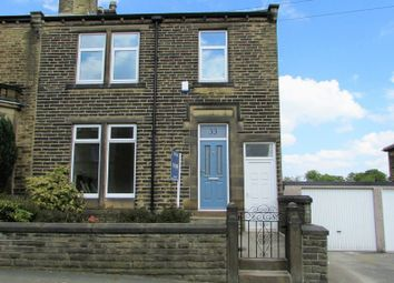 Thumbnail 3 bed semi-detached house for sale in Holly Bank Road, Lindley, Huddersfield