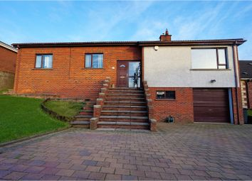 Thumbnail 4 bed detached bungalow for sale in The Willows, Newtownards