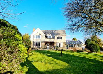 Pennygillam, Launceston PL15. 4 bed detached house for sale