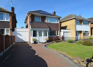 Thumbnail 3 bed detached house for sale in Christina Crescent, Nottingham