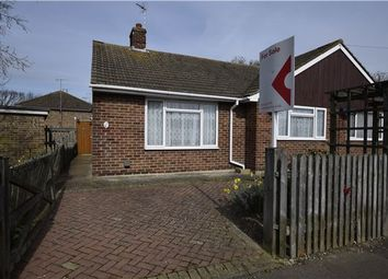 Thumbnail 2 bed semi-detached bungalow for sale in Springfield Road, Bexhill-On-Sea, East Sussex