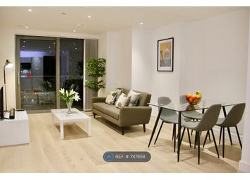 Thumbnail 1 bed flat to rent in Heritage Tower, London