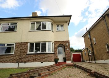 Thumbnail 3 bed semi-detached house to rent in Bassetts Way, Orpington