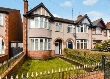 Thumbnail 3 bed end terrace house for sale in Burns Road, Poets Corner, Coventry