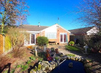 Thumbnail 3 bed detached bungalow for sale in Cambridge Drive, Desford, Leicester