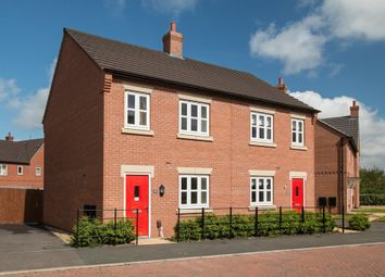 Thumbnail 3 bed semi-detached house for sale in Wood Drive, Kegworth, Derby