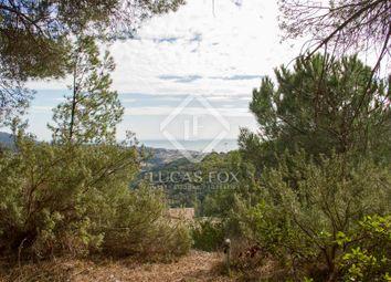 Thumbnail Land for sale in Spain, Barcelona North Coast (Maresme), Alella, Lfs5076