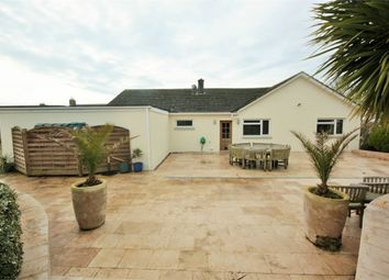 Thumbnail 4 bed detached house to rent in La Rue Du Bel Au Vent, St. Lawrence, Jersey